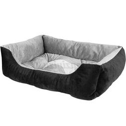 Pet Dog Bed for Medium Large Dogs Cat Cushion Mat Pad Cover