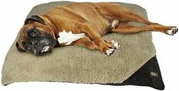 """Pet Dog Bed All For Paws 29 By 42"""" Lambswool Pillow Dogs Lar"""