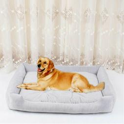 Pet Dog Cat Bed Orthopedic Large Dog Beds Dog House Nest Ken