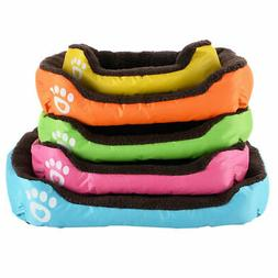 Pet Dog Cat Bed Puppy Cushion House Soft Warm Kennel Mat Bla