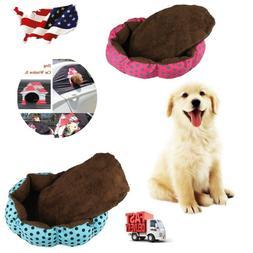 Pet Dog Cat Bed Puppy Cushion House Soft Warm Kennel Mat+Pet