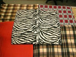KOSIPET Pet Dog Cat Puppy Kitten Soft Fleece BLANKET Bed Mat
