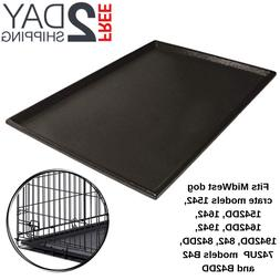 PET DOG CRATE Replacement Pan Plastic Liner Repl Tray 42 Inc