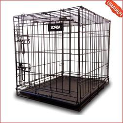 ASPCA Travel Pet Dog Wired Kennel Small S