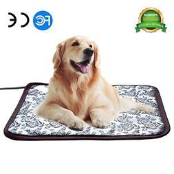 Pet Heating Pad Cat Heating Mat Waterproof Pets Heated Bed A