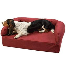 Snoozer Pet Products – Luxury Dog Sofa with Memory Foam |