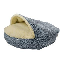 Snoozer Pet Products – Luxury Cozy Cave Dog Bed – Show D