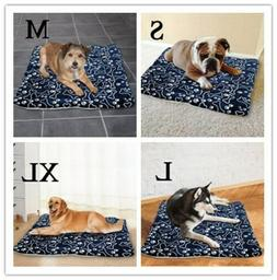 Pet Mattress Dog Cat Cushion Pillow Mat Blanket Soft Winter