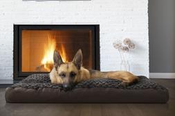 FurHaven™ Pet  NAP Ultra Plush Deluxe Pillow Pet Bed Dog B