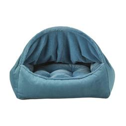 Bowsers Pet Products Canopy Dog Bed — Breeze Dream Fur + M