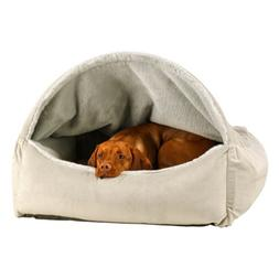 Bowsers Pet Products Canopy Dog Bed — Cloud Dream Fur + Mi