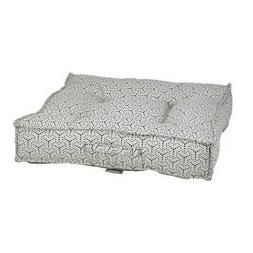 Bowsers Pet Products MILKY WAY Jacquard Tufted Square Piazza