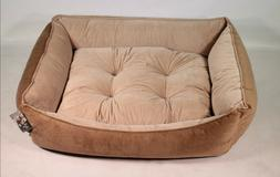 Bowsers Pet Products The Scoop Dog Bed Large Toffee