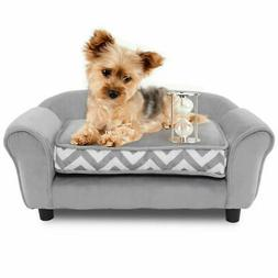 pet sofa ultra plush snuggle soft warm