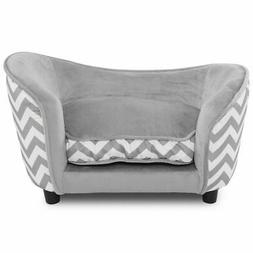 Pet Sofa Ultra Plush Snuggle Soft Warm Dog Puppy Sleeping Be