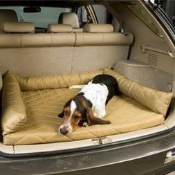 Snoozer Pet Suv Pad and Bed, Grey
