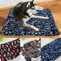 Pet Washable Home Blanket Large Dog Bed Cushion Mattress Ken