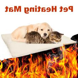 Pet Winter Warm Supplies Heating Pad Cat <font><b>Dogs</b></