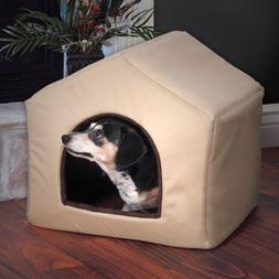 PETMAKER 2-in-1 Dog House Pet Bed, Medium