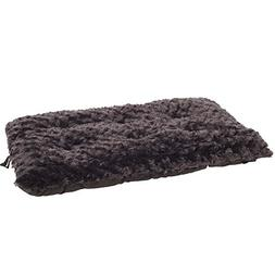 PETMAKER Lavish Cushion Pillow Furry Pet Bed, XX-Large, Choc