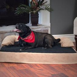 PETMAKER Orthopedic Memory Foam Pet Bed, X-Large