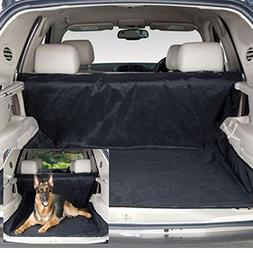 Pets Dogs Products Car Back Seat Pet Cover Mat Blanket Hammo