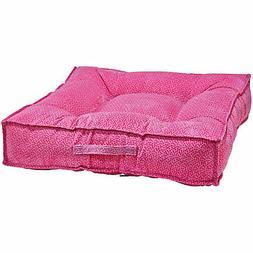 Bowsers Piazza Flamingo Bones Dog Bed