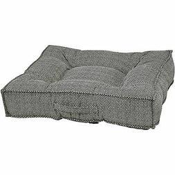 Bowsers Piazza Herringbone Dog Bed