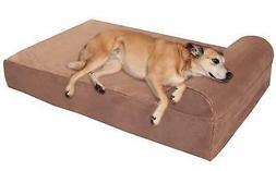 pillow orthopedic bed dogs