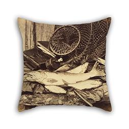 Pillowcase 18 X 18 Inches / 45 By 45 Cm Nice Choice For Home