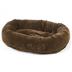 Bowsers Platinum Series Microvelvet Donut Dog Bed
