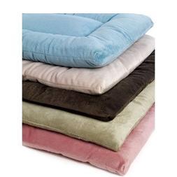 Plush Sleep-ezz Dog Bed Medium Cream