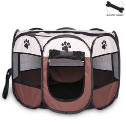 Portable Folding Pet <font><b>tent</b></font> <font><b>Dog</