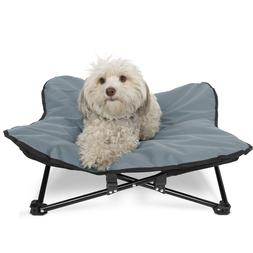 Portable Outdoor Camping Pet Bed Dog Cat Elevated Raised Ind