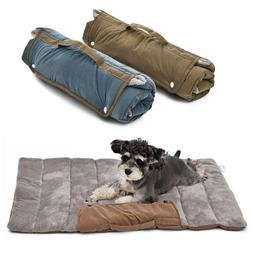 Dog Travel Mat Portable Outdoor or Indoor Bed for Dogs Car C