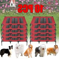 """Portable XLarge 48"""" Dog Pet Cat Elevated Raised Bed Puppy Co"""
