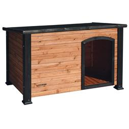 Precision Pet Petmate Extreme Weather-Resistant Log Cabin Do