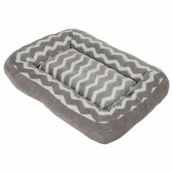 Precision Pet SnooZZy Hip as a Zig Zag Low Bumper Bed