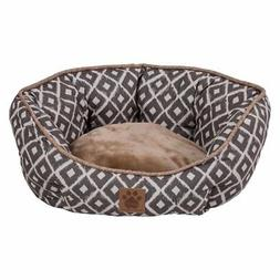 Precision Pet SnooZZy IKAT Clamshell Bed