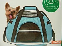 Furhaven Pet Products Robin Blue All Season Small Pet Tote -