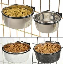ProSelect Stainless Bowl Dog Cats Birds Food or Water For Pe