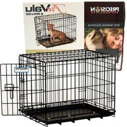 """Precision Pet """"ProValu,"""" Single Door Dog Crate"""