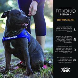 EzyDog Premium Quick Fit Adjustable No-Pull Dog Harness Vest