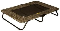 Raised Dog Bed Extra Large Elevated Cot Outdoor Pet Bed