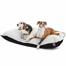 "Majestic Pet Products Rectangle Dog Bed size: 42""L x 60""W x"