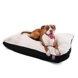 """Majestic Pet Products Rectangle Dog Bed size: 36""""L x 48""""W x"""