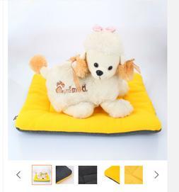 Reusable Waterproof dog Training Puppy Pee Pad  Bed Urine Ma