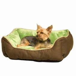 K&H Pet Products Self-Warming Lounge Sleeper Pet Bed Small M