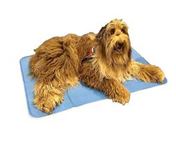 The Green Pet Shop Self Cooling Pet Pad, Large,  35.4-inch x