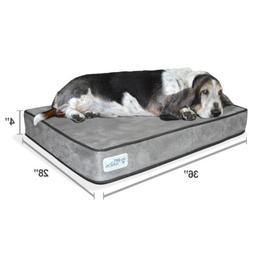 PetFusion SerenityLounge Dog Bed